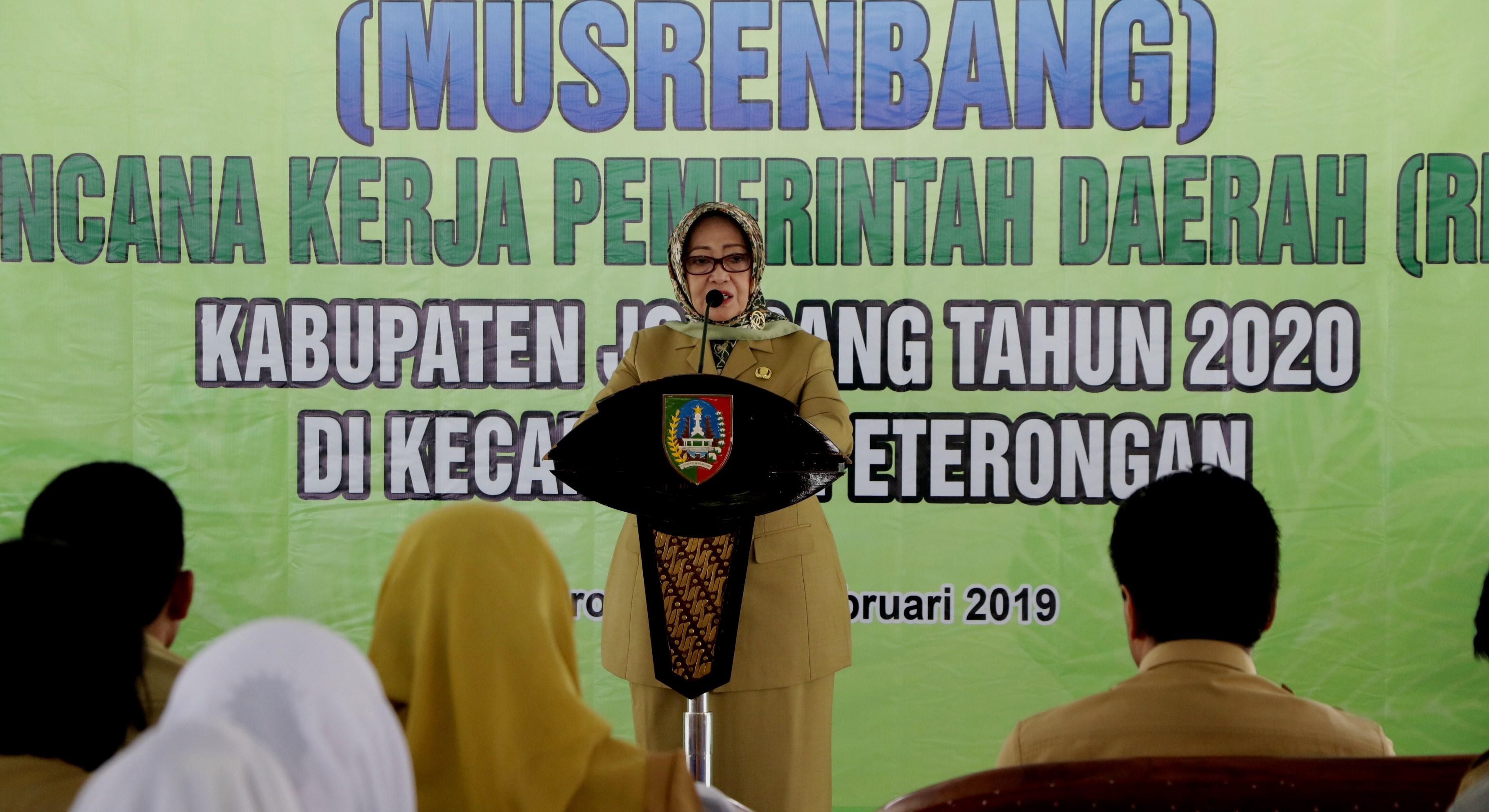Hari Ini, Kabupaten Jombang Mulai Gelar Musrenbang Tingkat Kecamatan