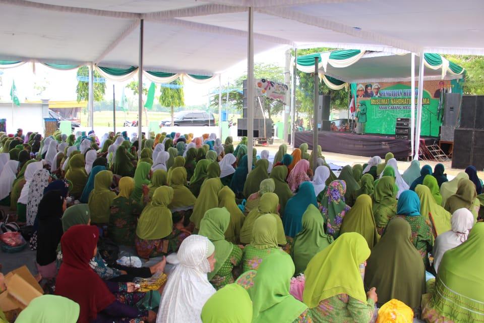 Ini Pesan Bupati Jombang Memeringati Maulid Nabi Di Desa Sudimoro Megaluh