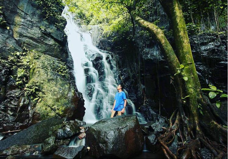 Air Terjun Selo Lapis